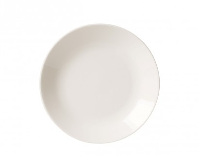 Prato Fundo de Porcelana Coup White Oxford