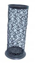 Lanterna Marrom Ferro 40cm - Occa Moderna cód: 14809